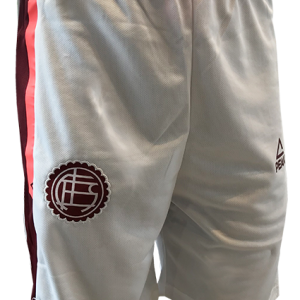 SHORT BASQUET BLANCO